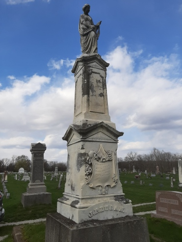 J P Dugan Monument